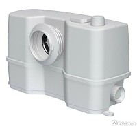 The pump for a toilet bowl of Sololift 2 WC-3