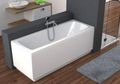 Aquaform Arcline panel (tripartite option) 150