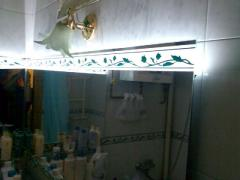Зеркало в ванную комнату, зеркала для ванной