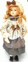 Куклы фарфоровые, оптом