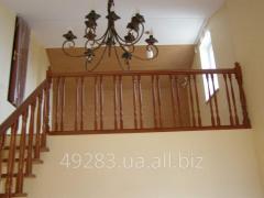 Handrail and balustrades