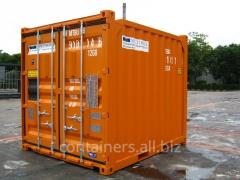 Морские контейнеры 10 футов