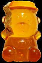 Honey Pass bear 0,1l steppe