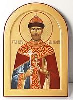 Царь Николай II. Икона
