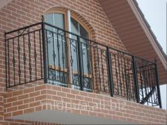 Handrail balcony Dnipropetrovsk