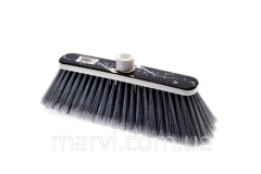 Brush for cleaning indoors.