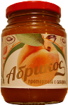 Jam the Apricot wiped with sugar