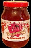 Jam Jam from petals of roses