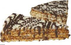 Cake wafer