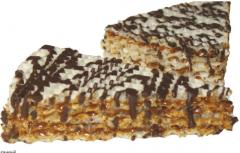 Cakes wafer