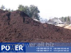 Peat fuel (milling)