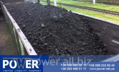 Уголь марки Дгр 0-200 мм рядовой