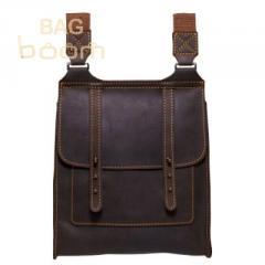 Man's BlackBrier bag (C-1-33)