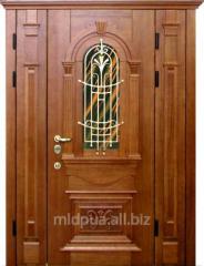 Doors entrance brownies Dnipropetrovsk