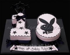 Cake for adult Playboy No. 36 product code: 13485