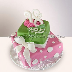 Cake gift No. 003 product code: 9-30-003