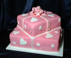 Cake gift No. 006 product code: 9-30-006