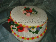 Cake gift No. 017 product code: 9-30-017