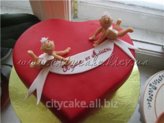 Cake gift No. 019 product code: 9-29-019