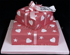 Cake gift No. 027 product code: 9-30-027