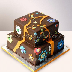 Cake gift No. 028 product code: 9-30-028