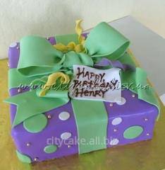 Cake gift No. 045 product code: 9-30-045