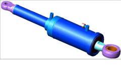 Гидроцилиндр рулевой МТЗ Ц50-3405215-А/-01/-02