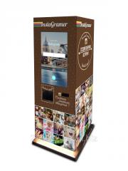 Photo Chocolate terminal