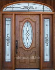 Doors entrance oak Dnipropetrovsk