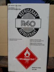Хладон оригинал R40 баллон 13, 6 кг,  Китай
