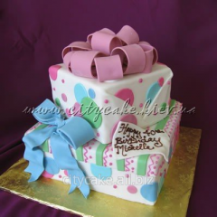 Cake gift No. 007 product code: 9-30-007