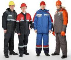 Eurooveralls. Overalls - realization wholesale