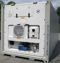 Containere refrigeratoare