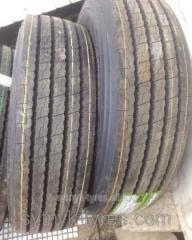 Truck tire 215/75R17,5 Amberstone 366 135/131 J TL