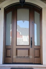 Doors entrance glass Dnipropetrovsk