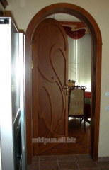 Doors interroom arch Dnipropetrovsk