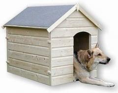 Система отопления для будок и вольеров для собак