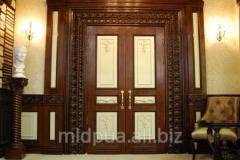 Doors interroom double Dnipropetrovsk