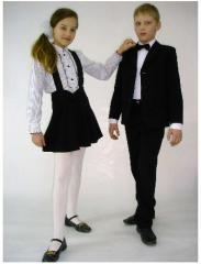 Школьная одежда пошив под заказ, цена, фото