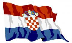 Флаг для проведения торжественных мероприятий
