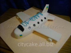 Cake Airplane No. 0015 product code: 6-0015