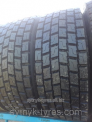 Truck renovated tire 315/60R22.5 DE