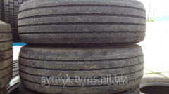 SECOND-HAND truck tire 355/50R22,5 160K158L