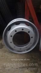 Disk wheel 22,5x9,00 10x335 ET161 DIA281