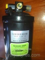 Filter dehumidifier of the CASE,LANDINI, AL77581