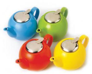 Фарфор - Керамика - Чайник керамический MR