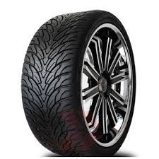 The tire for the SUV 265/50R20 HANKOOK RH06 XL