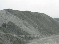Crushed stone with delivery at low prices in