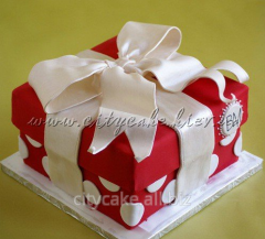 Cake gift No. 016 product code: 9-30-016