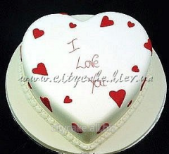 Cake gift No. 40 product code: 14885